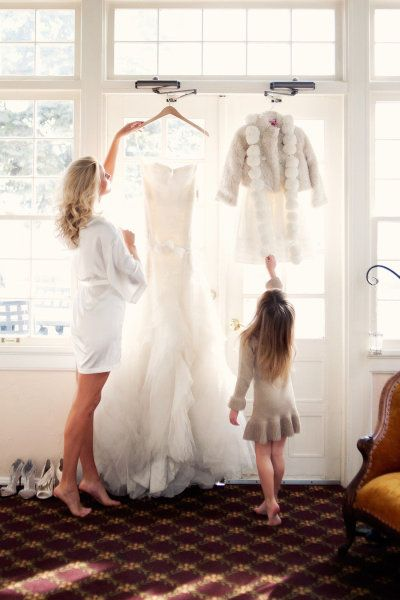 a-picture-with-the-wedding-dress-and-flower-girl-dress